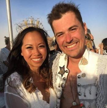 Cet architecte français a mis le feu au Burning Man