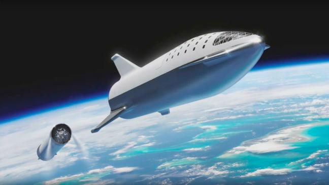 Des artistes autour de la Lune : le projet fou d'un milliardaire japonais