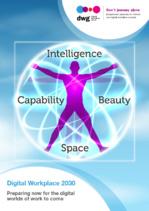 L'espace de travail digital en 2030 : Intelligence, capacité, espace et beauté ?