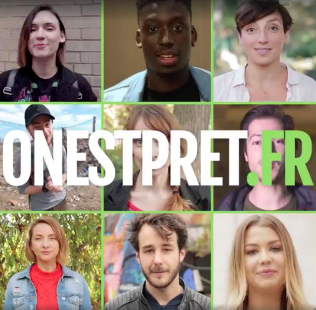 #OnEstPrêt : ces Youtubeurs nous lancent un défi pour sauver le climat