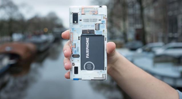 Voici le premier smartphone durable et 100 % libéré des GAFAM