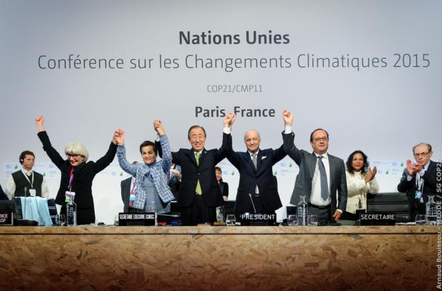COP21 : voici comment s'est vraiment négocié l'Accord de Paris