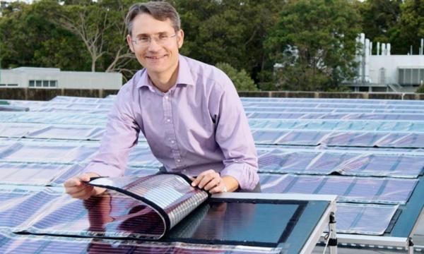 Des panneaux solaires imprimés à moins de 10 euros le mètre carré