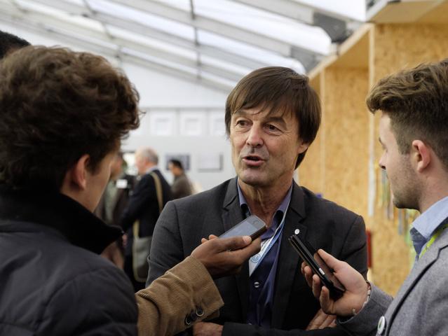 Nicolas Hulot et Laurent Berger appellent à un