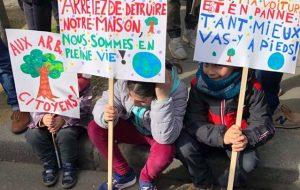 Marche du Siècle : les plus belles photos de nos lecteurs