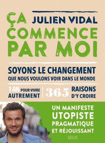Julien Vidal, un geste par jour pour sauver la planète