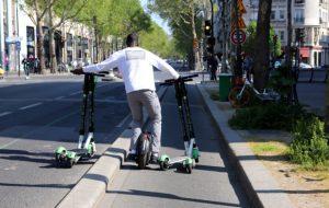 60 euros pour recharger 12 trottinettes : on a suivi un juicer à Paris