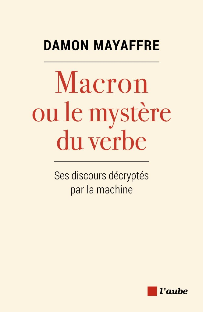Intelligence artificielle discours Macron