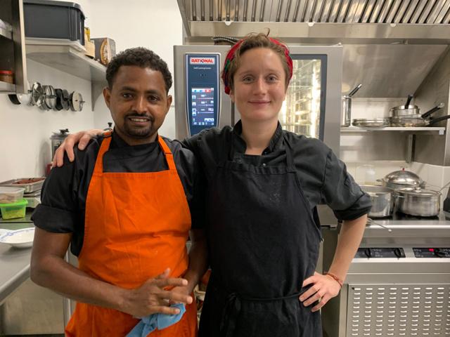 Gastronomique et pas cher, ce bistrot emploie et forme des réfugiés