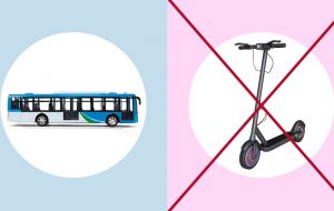 Quiz carbone : Bus ou trottinette électrique ?