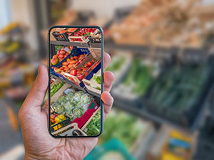 6 applis à télécharger pour manger mieux