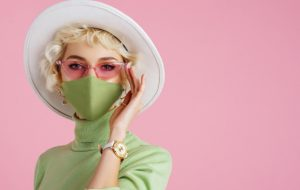 Le masque, accessoire tendance de 2020