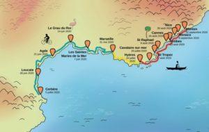 Participez à une éco-aventure pour nettoyer le littoral méditerranéen français
