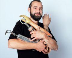 Amputés d'un membre, ils font de leur prothèse un accessoire de mode