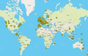 Avec cette carte sonore, écoutez les forêts du monde