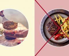 Quiz carbone : Steak de bœuf ou steak de tofu?