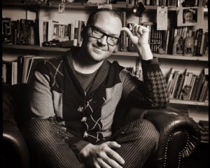 "Cory Doctorow : ""On ne peut pas prédire l'avenir, mais on peut l'influencer"""