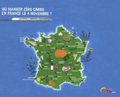 """Cuisine """"Zéro Carbo"""" : 80 chefs dévoilent leurs recettes sans CO2"""