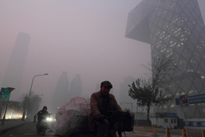 Chine : une « grande muraille verte » pour sauver l'Asie