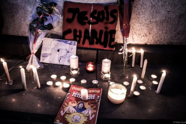 Portfolio : Ils n'ont pas tué Charlie ! La preuve en dix photos