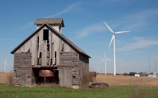 Un tiers de l'électricité américaine pourrait venir du vent en 2035