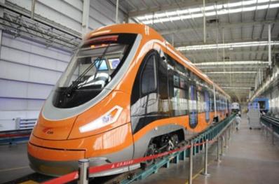 En Chine, le premier tramway à hydrogène qui ne recrache que de l'eau