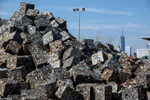 Aux États-Unis, New York met le cap sur l'objectif zéro déchet
