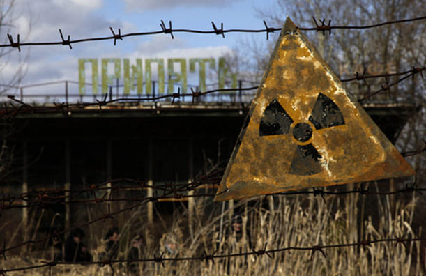 Tchernobyl : le feu de forêt relâche des contaminants radioactifs