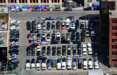 La voiture autonome pourrait éliminer les parkings et faire baisser les loyers