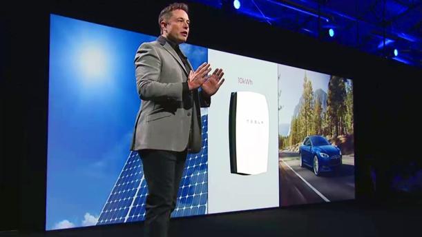 Avec sa batterie domestique, Tesla peut-il disrupter EDF ?