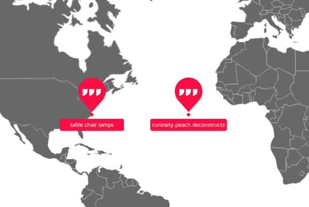 Une adresse pour chaque point du globe: le défi de What3words