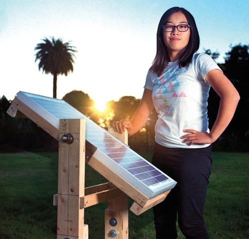 Une jeune ingénieure canadienne améliore la puissance des panneaux solaires de 40%