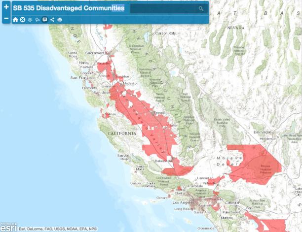 En Californie, des panneaux solaires pour les plus pauvres grâce à la taxe carbone