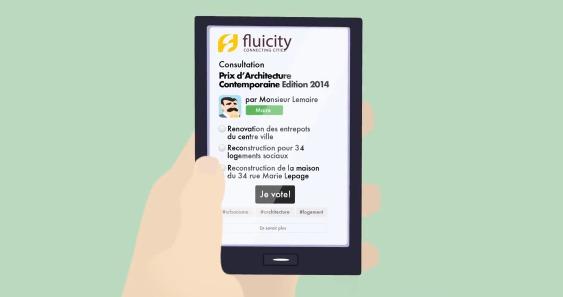 Fluicity, une appli pour renouer le dialogue entre les citoyens et les maires