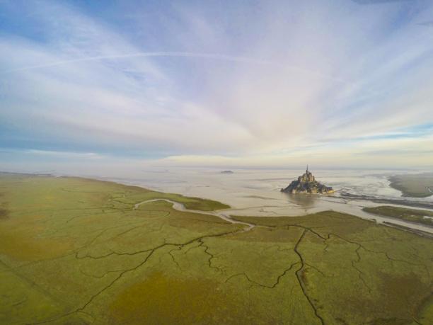 Les drones sont de grands photographes ! La preuve en 10 clichés