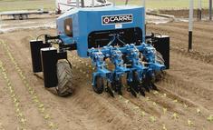 Agriculture : quand les robots se mettent au bio