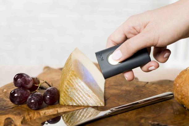 Protéines, glucides, calories... Le capteur connecté qui va vous couper l'appétit
