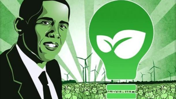 Les États-Unis entrent en guerre... contre le réchauffement climatique