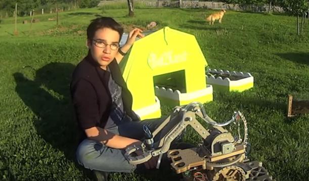 Un jeune français de 14 ans, finaliste de la Google Science Fair