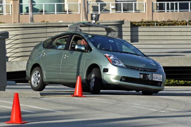 La loi sur la transition énergétique ouvre le champ aux tests des voitures autonomes