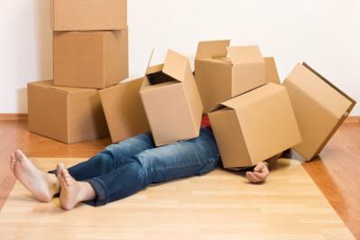 Pour stocker des biens à moindre coût, ils créent l'Airbnb du meuble