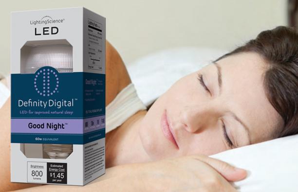 Cette lampe LED de la NASA vous permet de trouver le sommeil en 30 minutes
