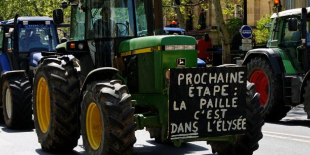 Crise de l'agriculture : c'est le modèle qui est en cause