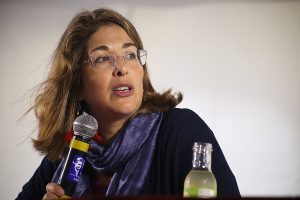 Climat : le manifeste de Naomi Klein contre l'inaction politique