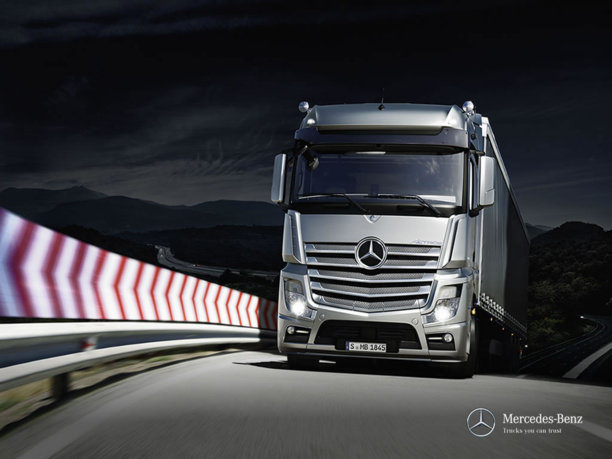 En Allemagne, un camion parcourt 14 km d'autoroute sans chauffeur (ou presque)