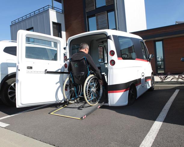 Électrique et made in France, cette voiture s'adapte à tous les handicaps