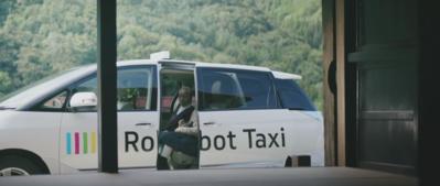 Japon : des robots taxis transporteront leurs premiers passagers dès 2016