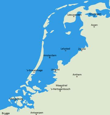 Montée des eaux : les Pays-Bas veulent aider la planète à s'adapter