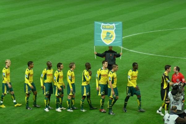 Des gélules connectées pour prendre la température des joueurs du FC Nantes