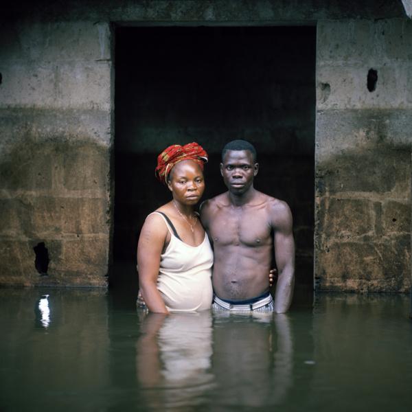 En images : 10 existences bouleversées par la montée des eaux